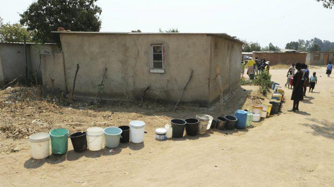 Bez vode dva miliona žitelja glavnog grada Zimbabvea 1