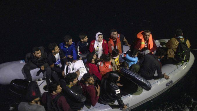 Potonuo čamac s migrantima u Egejskom moru, sedam mrtvih 2