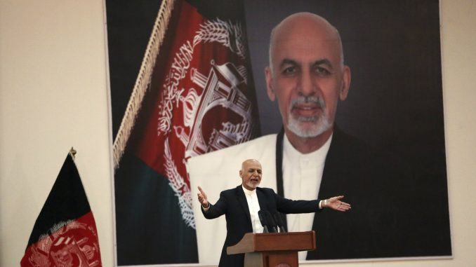 U napadu talibana na predizborni skup Ašrafa Ganija poginule 24 osobe, predsednik nepovređen 5