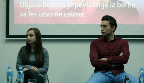 Grbović: Adekvatnih izbornih uslova u ovom trenutku nema 13