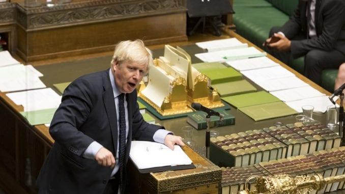 Britanski parlament glasa o odlaganju odluke o sporazumu o Bregzitu 3