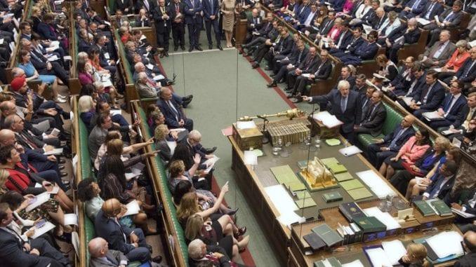 Prekid rada parlamenta u Velikoj Britaniji do 14. oktobra 4