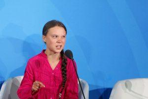 Greta Tunberg izgrdila svetske vođe na početku samita o klimi u UN  (FOTO) 2
