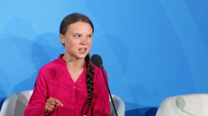 Greta Tunberg: Klimatska ratnica 1