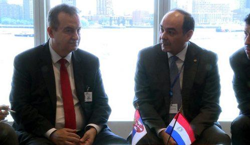 Dačić u Njujorku razgovarao sa kolegama iz više zemalja 7