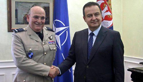 Dačić i Maršal Pič: Srbija i Nato opredeljeni za unapređenje partnerske saradnje 2