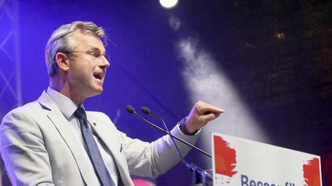 Austrijska krajnja desnica isključuje mogućnost koalicije s Kurcom 1