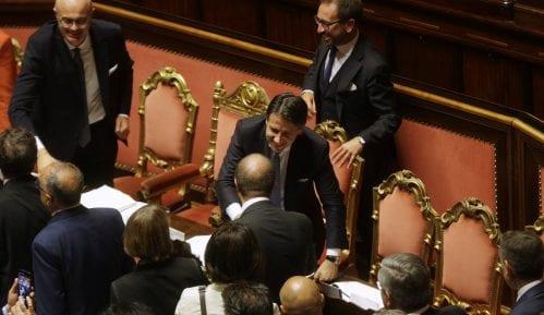 Konteova Vlada dobila poverenje italijanskog senata 1