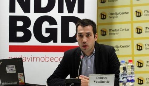Otvoreno pismo Dobrice Veselinovića Zoranu Radojičiću 1