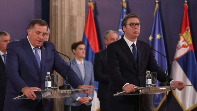 Dodik: Jedno od rešenja za Kosovo da opštine na severu ostanu a RS da postane deo Srbije 4