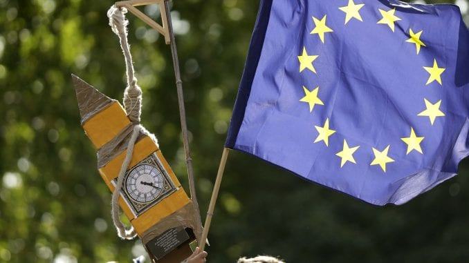 Dom lordova sutra završava raspravu o zakonu koji blokira Bregzit bez dogovora 1