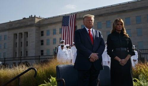 Amerikanci svečanim ceremonijama obeležili 18 godina od 11. septembra 8