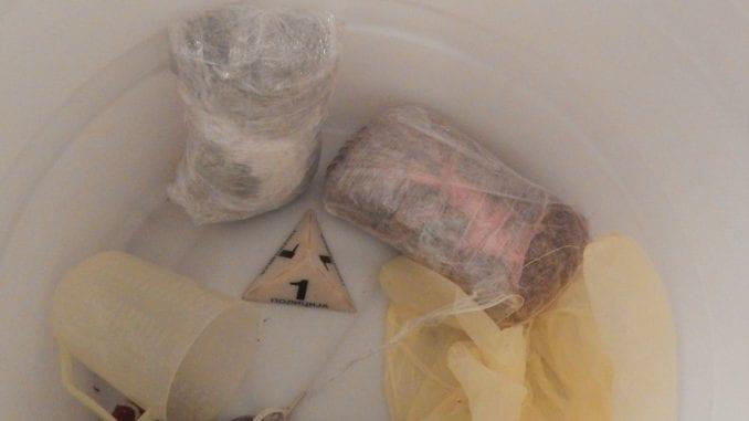 U dve akcije zaplenjena droga, oružje i municija 4