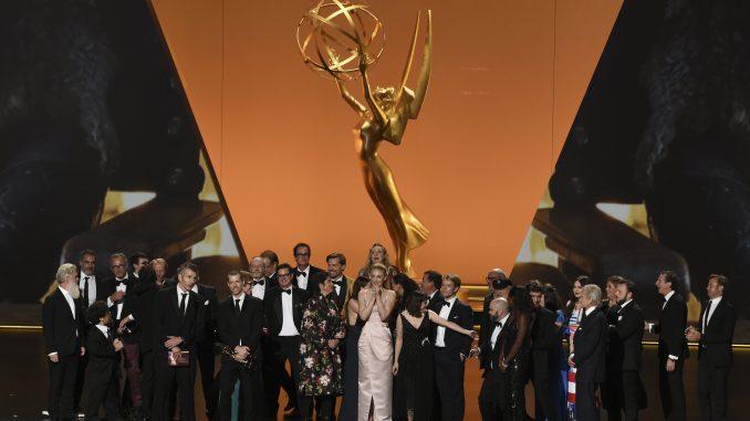 Gledanost dodele Emi nagrada pala za trećinu, na 6,9 miliona 1