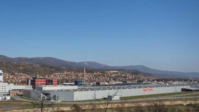 Značajni projekti za Pirot- gasifikacija i Transportno – logistički centar 1