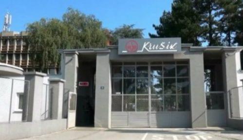 SZS: Rukovodstvo Krušika pokušava da optuži uzbunjivača za uništavanje fabrike 12