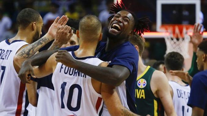 Francuska i Australija u četvrtfinalu SP, Litvanija eliminisana 1