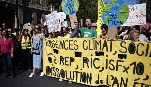 Incidenti i privođenja u Parizu gde je organizovano više demonstracija 14