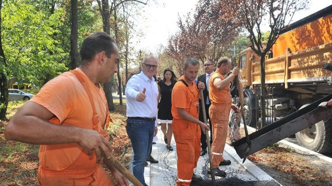 Beograd: Završava se rekonstrukcija Ulice 27. marta, saobraćaj sutra 1