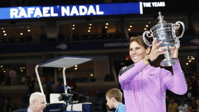 Nadal četvrti put osvojio US Open 1