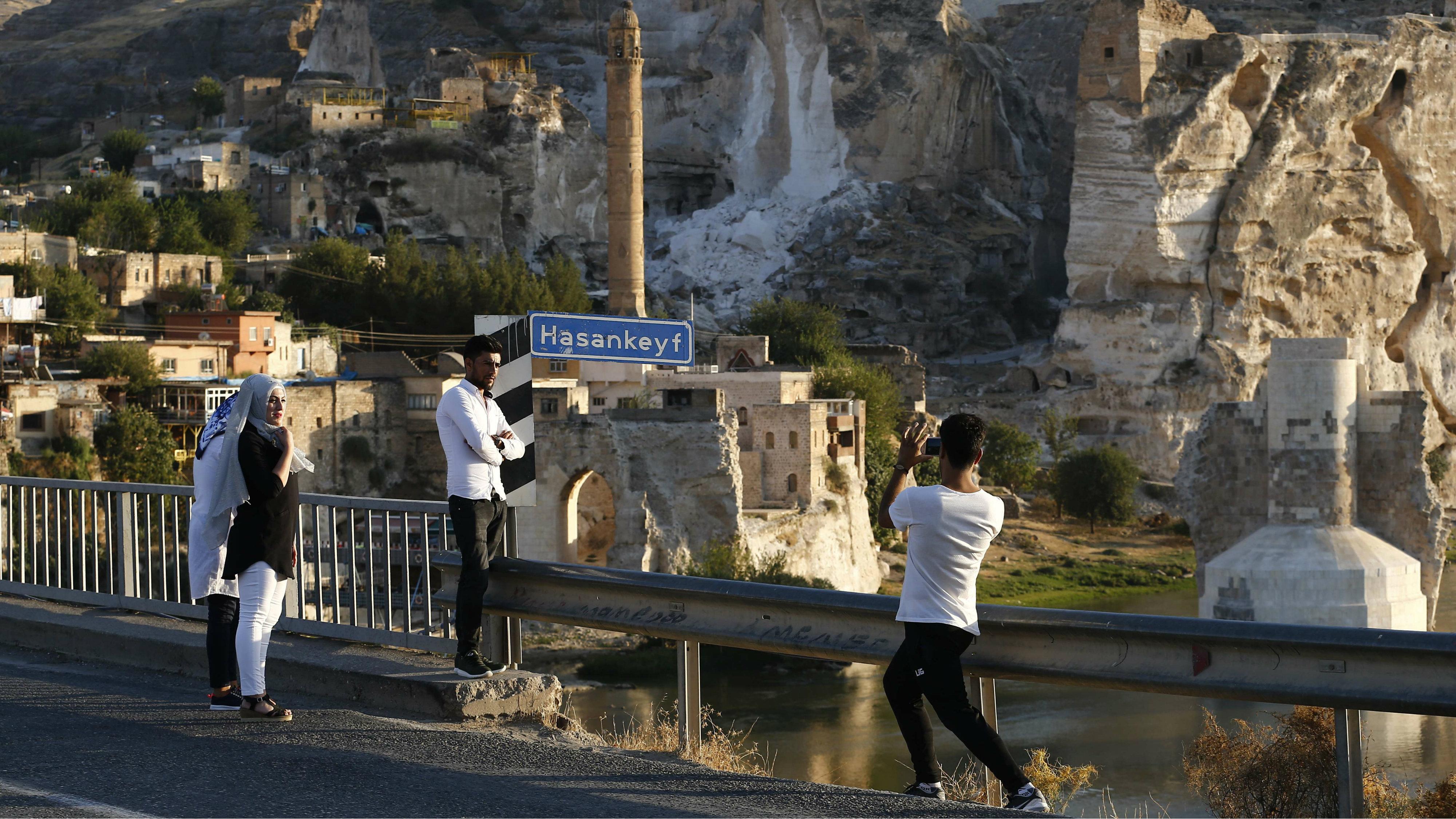 Zašto drevni grad Hasankejf u Turskoj odbrojava dane do nestanka? 6