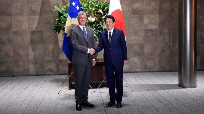 Premijer Japana: U poslednjoj decinij odnosi Japana i Kosova izuzetno prošireni 2