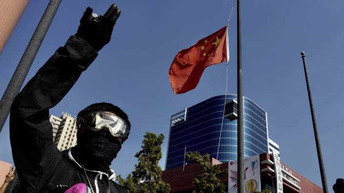 Novi sukobi demonstranata i policije na protestima u Hongkongu 5