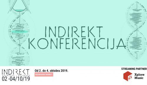 Indirekt konferencija: Koncerti na deset lokacija u Beogradu i 59 panelista iz cele Evrope 13