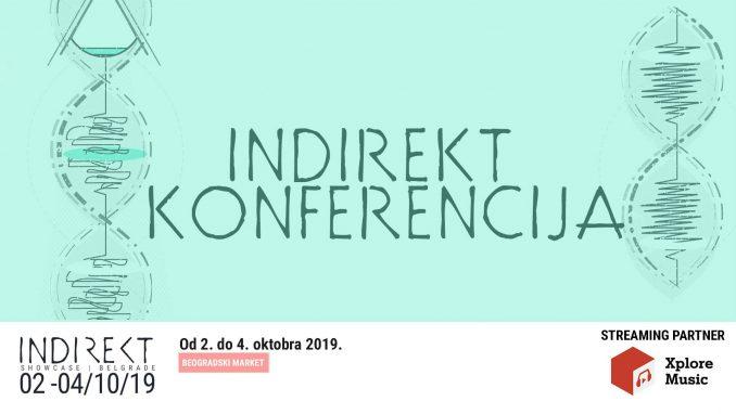 Indirekt konferencija: Koncerti na deset lokacija u Beogradu i 59 panelista iz cele Evrope 2