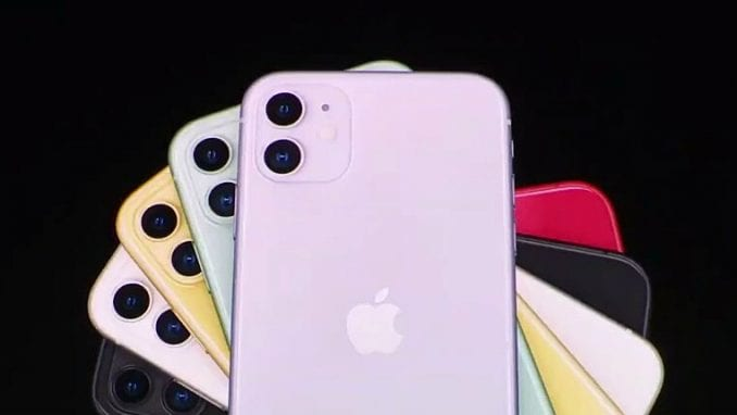 Epl predstavio iPhone 11 1