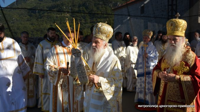 Više od 3.000 vernika na proslavi 800 godina autokefalnosti SPC 1