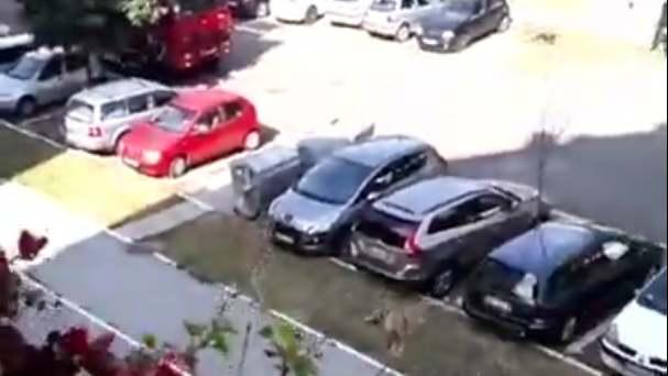 """Prinudno iseljenje na Bežaniji odloženo, vlasnik stana najavljivao """"tragediju"""" (VIDEO) 1"""