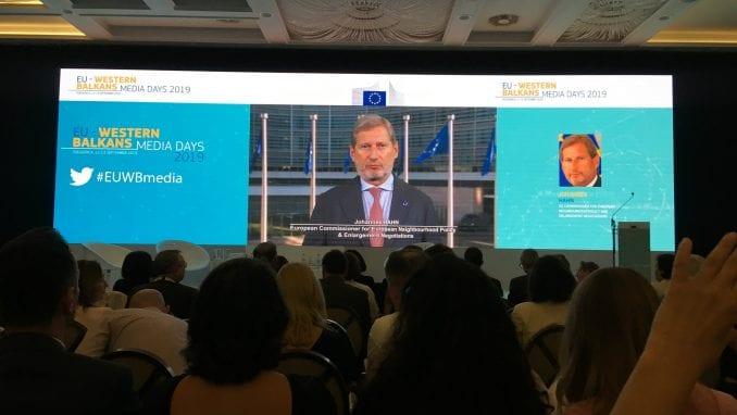 Medijima u Srbiji najviše sredstava EU u regionu 1