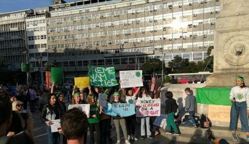Omladina Zelene stranke: Hitna klimatska akcija! 8