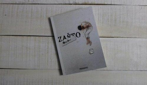 """Promocija zbirka pesama """"Zašto?"""" 13. oktobra u kući Đure Jakšića 12"""