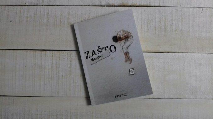 """Promocija zbirka pesama """"Zašto?"""" 13. oktobra u kući Đure Jakšića 1"""