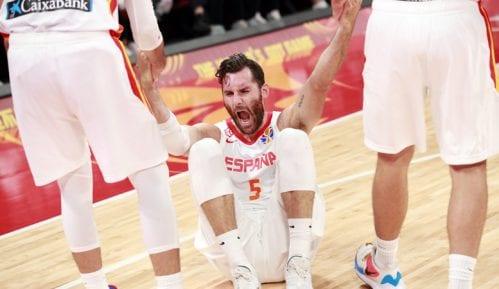Španski kralj dočekao svetske košarkaške šampione 2