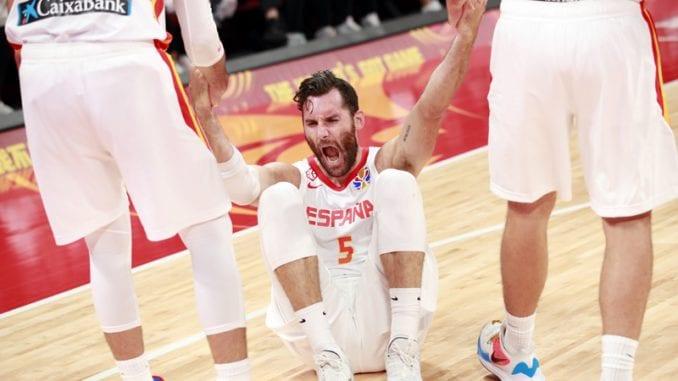 Španski kralj dočekao svetske košarkaške šampione 1