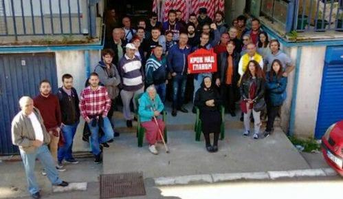 Sprečeno iseljenje izbeglica iz Ustaničke ulice, najavljeno novo za 1. oktobar 2