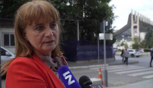 Božović (GI SDP): Gde je bila Rada Trajković dok je Oliver Ivanović bio pritvoren 2
