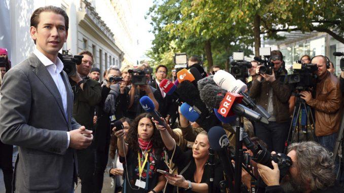 Kurcova stranka ubedljiva na izborima u Austriji, pad krajnje desnice, Zeleni ojačali 4