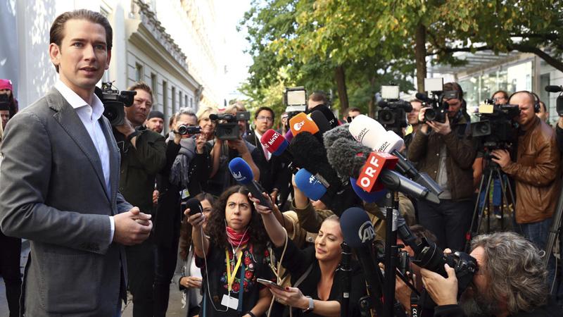 Kurcova stranka ubedljiva na izborima u Austriji, pad krajnje desnice, Zeleni ojačali 1