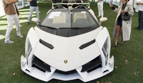 Luksuzni automobili sina afričkog vođe prodati na aukciji u Švajcarskoj za 21 milion evra 12