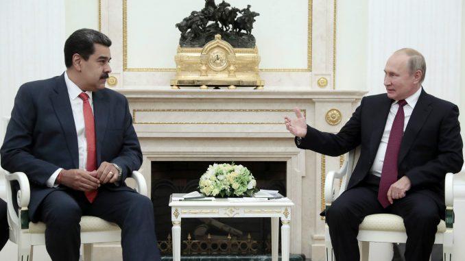 Putin primio Madura u Moskvi i ponovo mu izrazio podršku 3