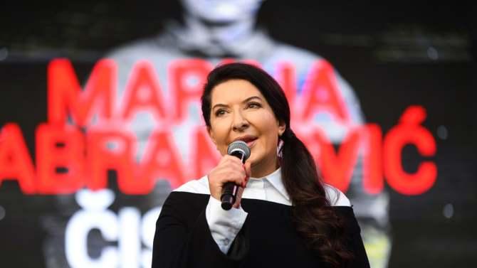 Vlada Srbije: Ulaganje u izložbu Marine Abramović se višestruko isplatilo 2