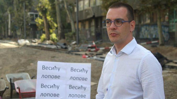 """Bastać postavio Vesiću pitanja uz poruku """"istražni organi će prvo tebe pitati"""" 1"""