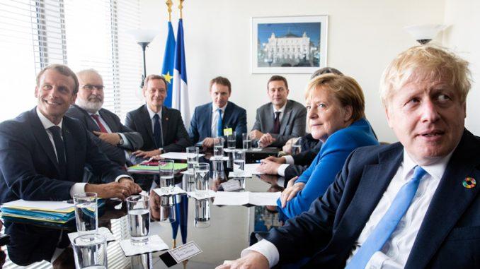 Merkel, Makron i Džonson: Iran odgovoran za napad na saudijska naftna postrojenja 1