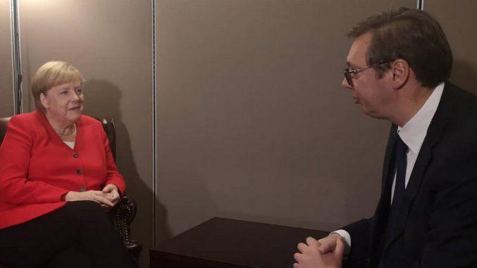 Vučić: Plan Makrona i Merkel je regionalni skup i da krenemo u intenzivne razgovore Srba i Albanaca 1