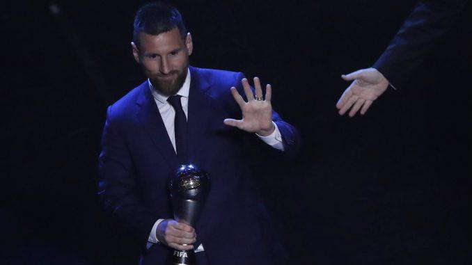 Mesi najbolji fudbaler sveta u prethodnoj sezoni 3