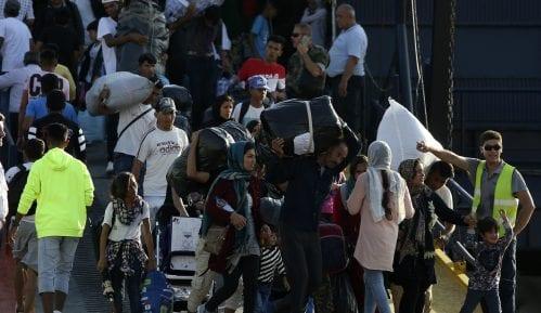 Hiljade migranata pokušava da pređe grčku granicu 13